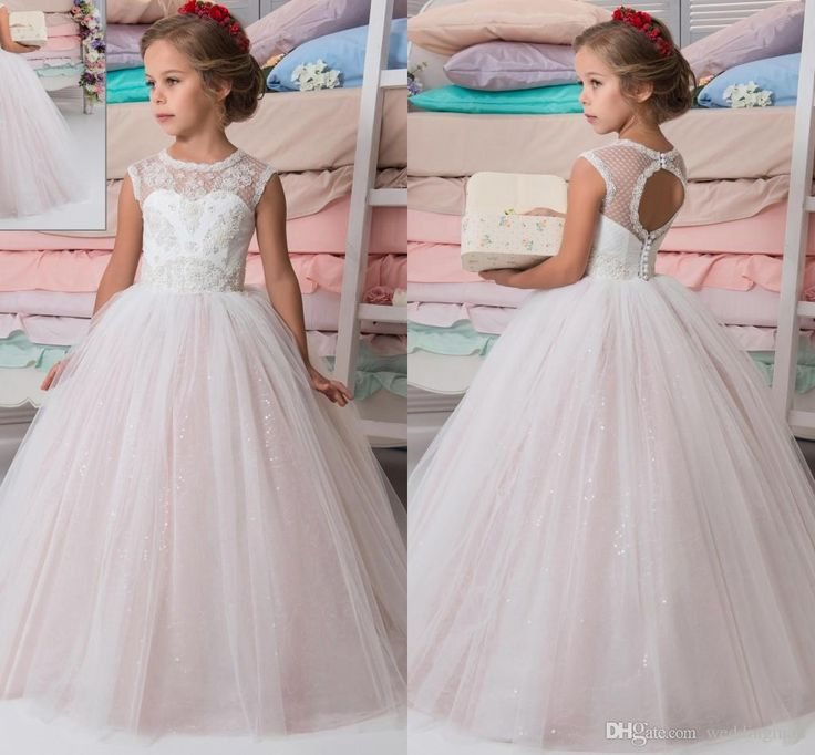 Sparkly Lace Beaded Arabic 2017 Flower Girl Dresses Crew Ball Gown Vintage Child Dresses Beautiful Flower Girl Wedding Dresses F0691 Wedding Girls Dresses Flower Girls Dresses Flower Girl Dress Online with 34.29/Piece on Weddingmall's Store | DHgate.com