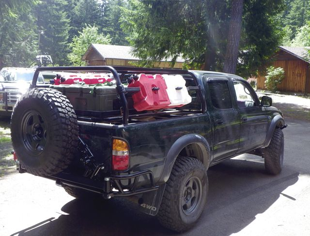Tacoma Bed Rack For Tepui Tent Toyota Tacoma Truck