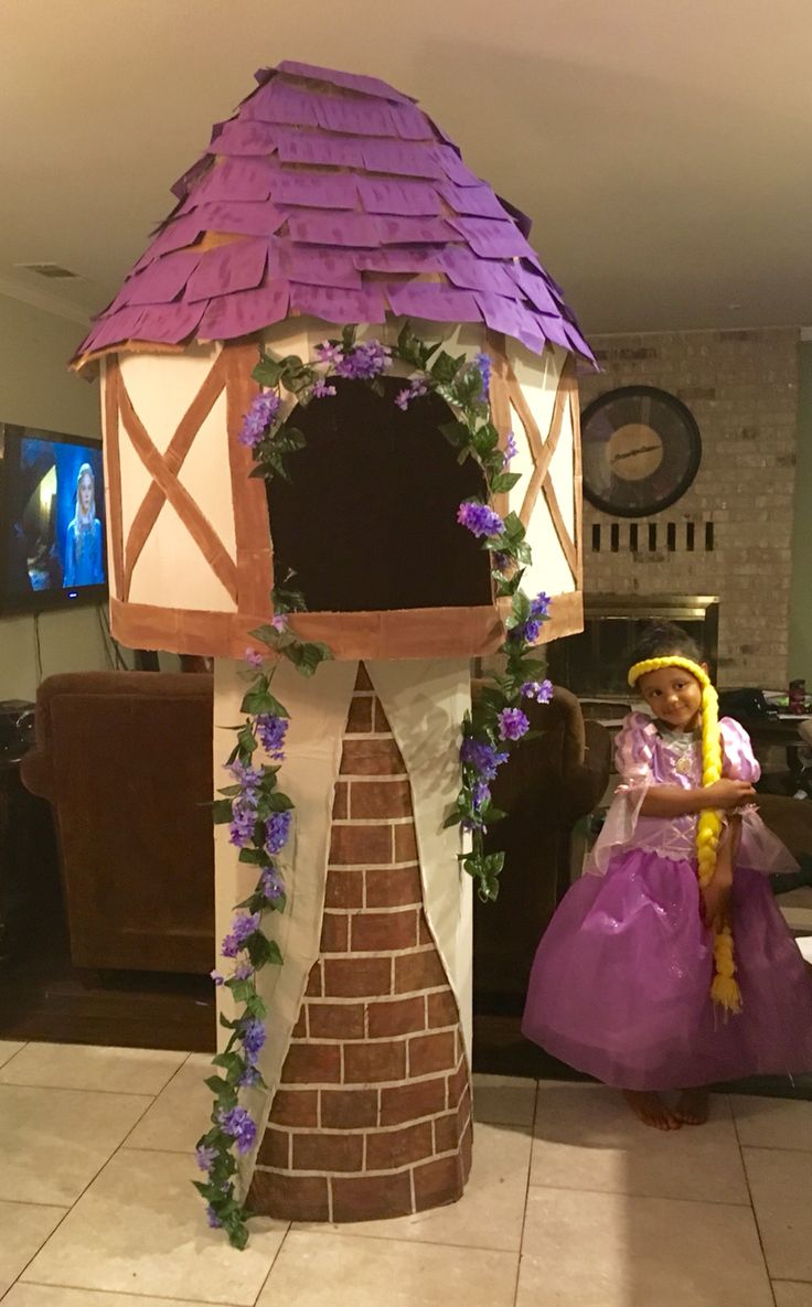 Rapunzel Tower Rapunzel Party Pinterest Rapunzel