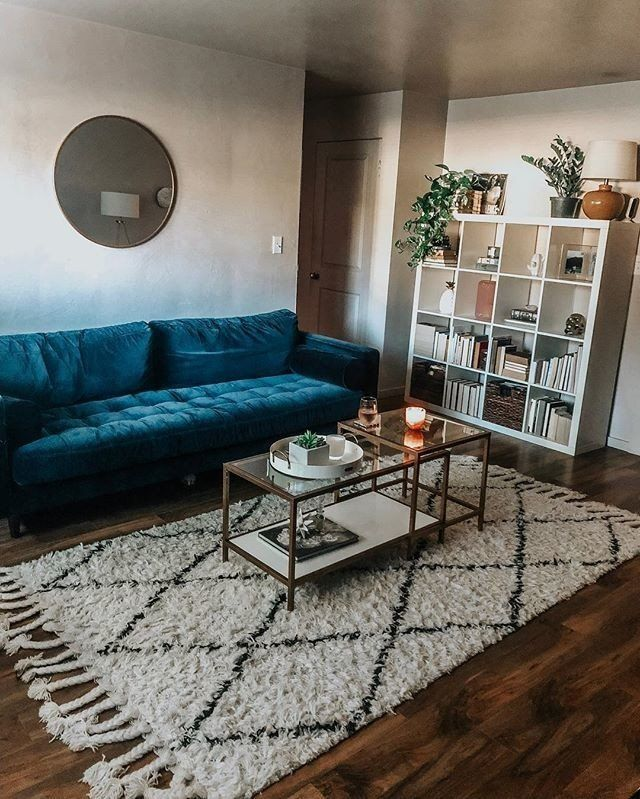 Sven Pacific Blue Sofa Living Room Furniture Living Room Designs Apartment Living Room