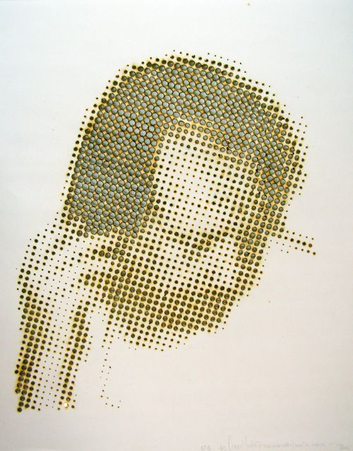 Oscar Muñoz: Imprints for a Fleeting Memorial March 12 – June 5, 2011, visit site and watch video