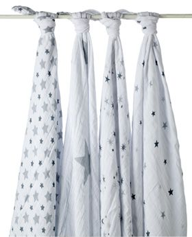 Love these blankets! Ultra soft and light-weight! Great for a summer baby :)