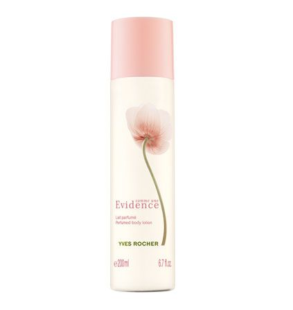 Lait parfumé pour le corps Comme une Evidence - Yves Rocher - Smells so great!