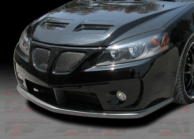 2005 2010 Pontiac G6 2dr 4dr Concept Front Bumper By Ait Pontiac Bumpers Mini Van