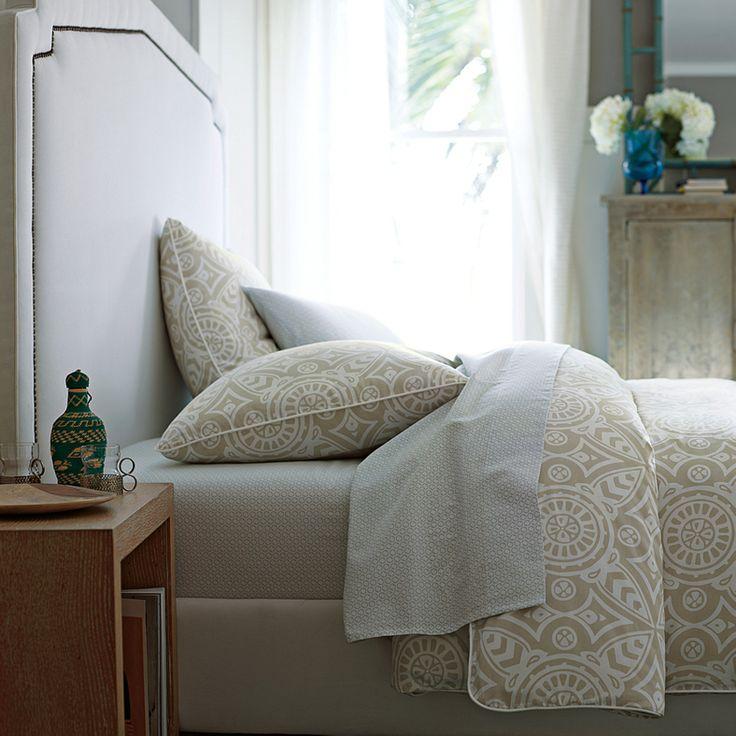 Master Bedding  Ventura Collection Bedding | Serena & Lily
