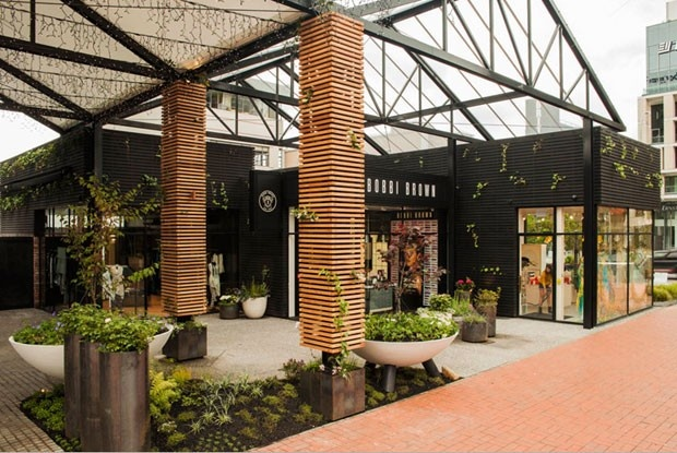 The Pavilions shopping and dining complex, Britomart, Auckland City