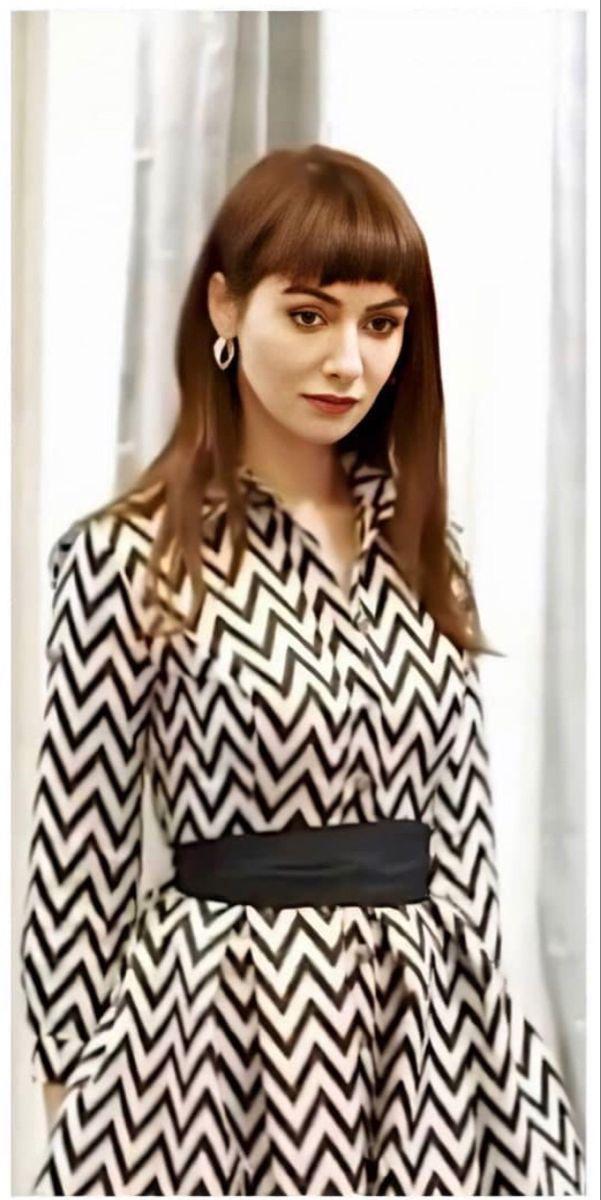 Pin By Saradahan On Hayat Bazen Tatlidir In 2020 Fashion Turkish Actors Women