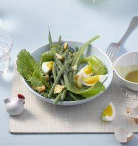 Rezept: Grüne-Bohnen-Salat