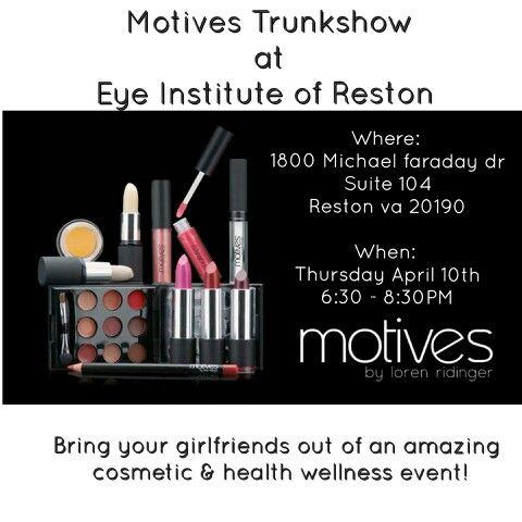 Motives Trunkshow in Reston!!