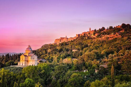 Day 6 Across Italy Escorted Tour #montepulciano #traveltoitaly