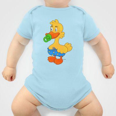 Duckky+Onesie+by+Mario+Laliberte+-+$20.00
