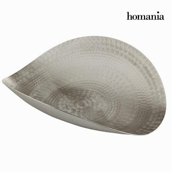 El mejor precio en Hogar 2017 en tu tienda favorita https://www.compraencasa.eu/es/centros-de-mesa-jarrones/66480-centro-curvo-plata-coleccion-new-york-by-homania.html
