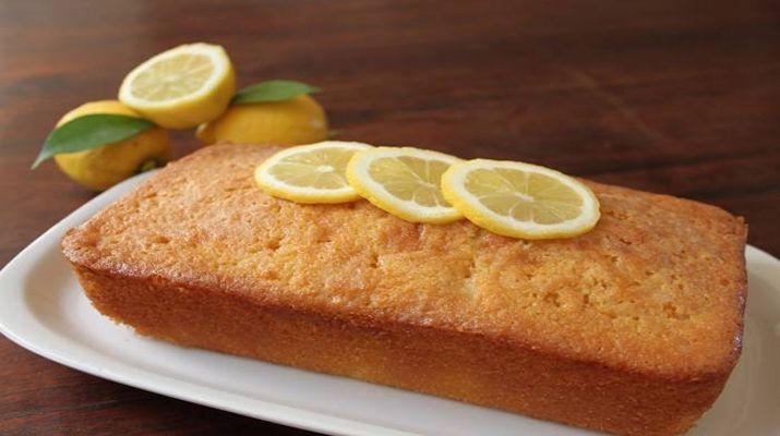 Творожно-лимонный кекс