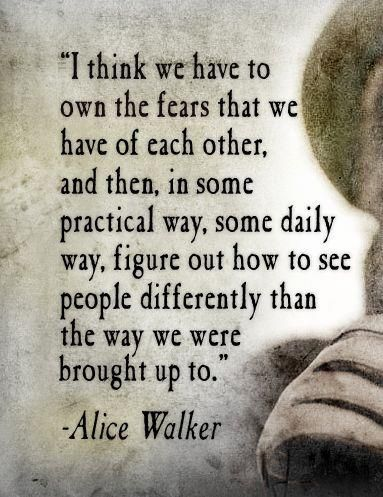 alice walker figure out how to see people differently than the way were brought up - The Color Purple By Alice Walker Online Book