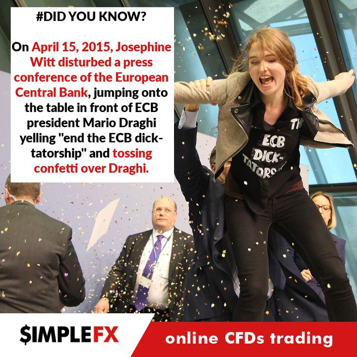 Do you remember? Wondering what will happen tomorrow... ECB rate decision and press conference coming up tomorrow at 12:45 UTC and 13:30 UTC.  https://simplefx.com/  #did_you_know #didyouknow #forex #forextrading #trading #trader #money #invest #investing #bitcoin #bitcoins #namecoin #ethereum #cfd #indices #commodities #gold #cryptocurrency #fun #funny #hilarious #bizarre #fact #eurusd #gbpusd #oil