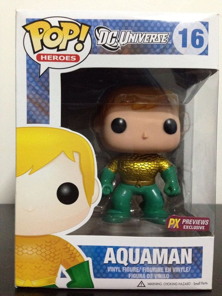 Funko pop dc universe aquaman #16 px exclusive | Aquaman ...