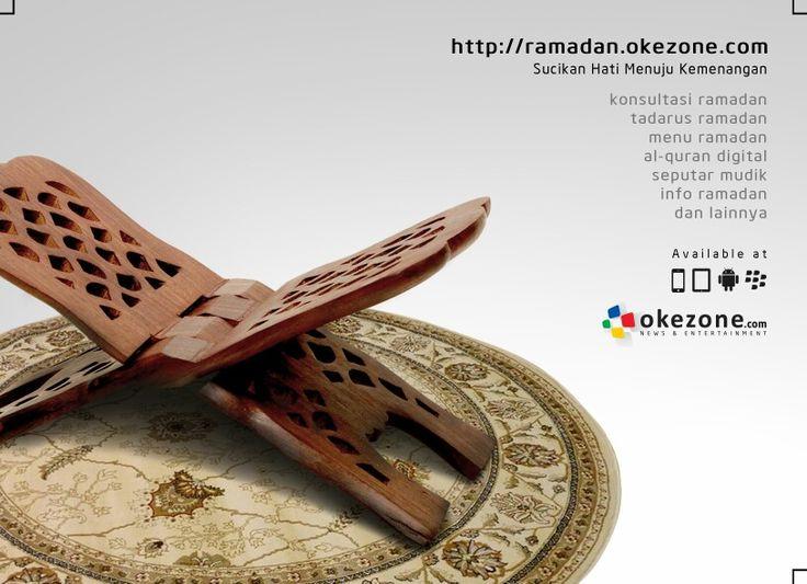 http://ramadan.okezone.com #be_still