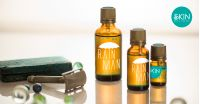 Rainman - all in one skincare for men. natural and organic aftershave, skin nurturing and parfume oil