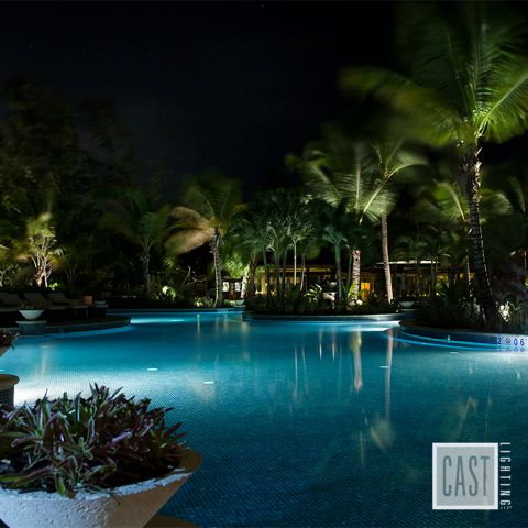 9 best Night Swimming: Pool Design and Landscape Lighting images on ...