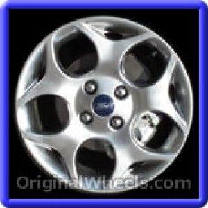Ford Fiesta 2011 Wheels & Rims Hollander #3836A  #FordFiesta #Ford #Fiesta #2011 #Wheels #Rims #Stock #Factory #Original #OEM #OE #Steel #Alloy #Used