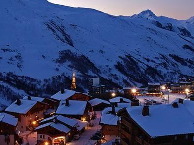 Station les menuires hiver guide du tourisme de la savoie rhone alpes