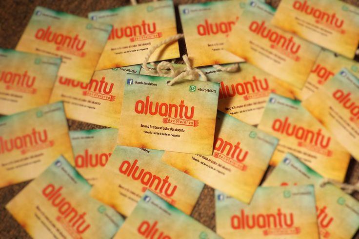 Etiquetas Aluantu :)