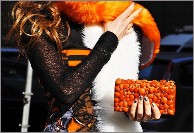 silver nails.orange tales...