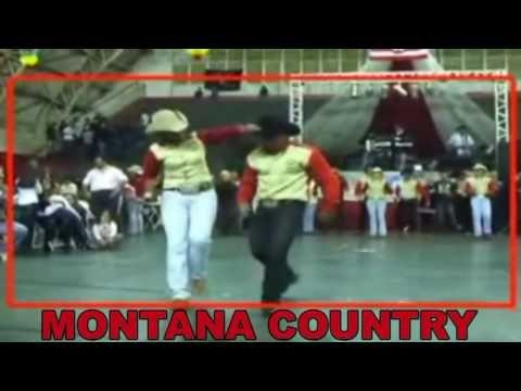 MONTANA COUNTRY SHOW ( CHATTAHOOCHEE ) - YouTube