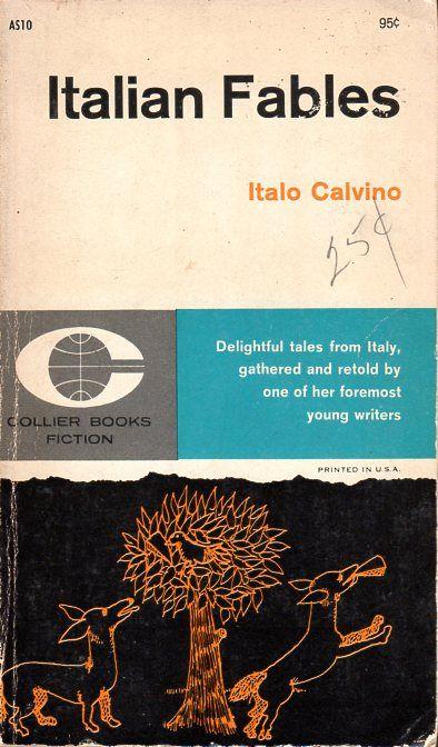 Italian Fables - Italo Calvino