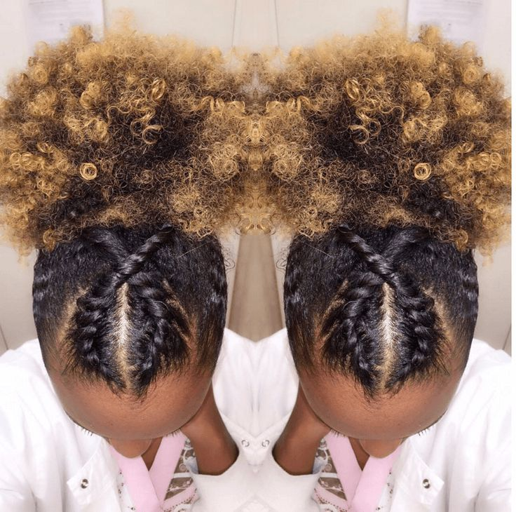 46 Best Images About Afro Puffs On Pinterest