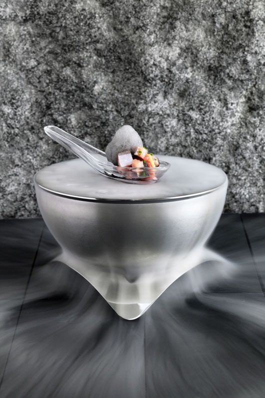Bo London Restaurant - Alvin Leung: Demon Chef >> Fantastic taste experience
