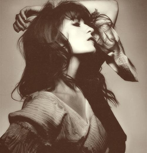Florence and the Machine-pretty much the only artist i can listen to on repeat. Love her