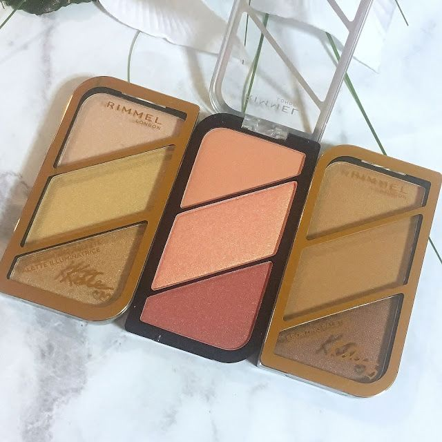Max The Unicorn: GIVEAWAY/REVIEW: WIN Rimmel Trio Palettes!
