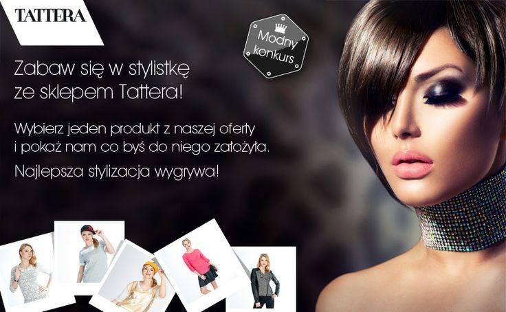 Konkurs na www.tattera.pl  Zapraszam! ITALY FASHION