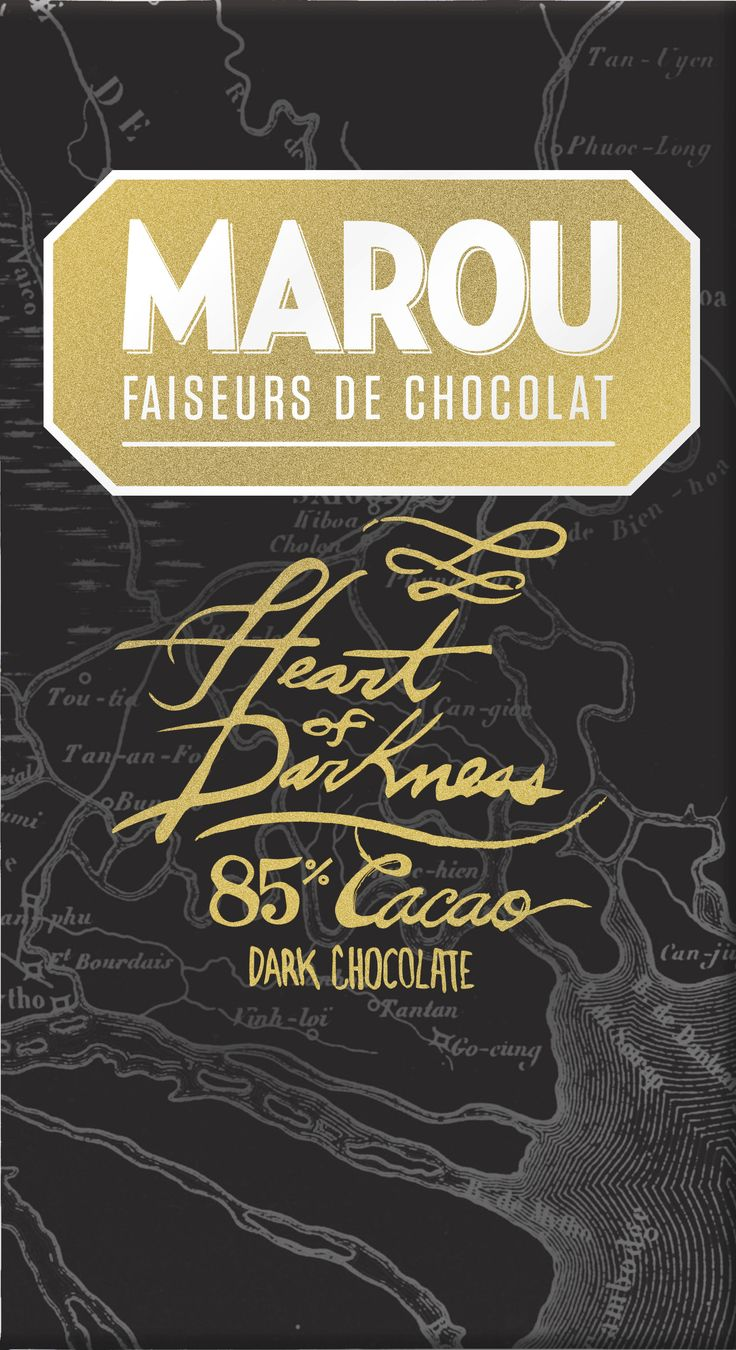 Äntligen lanseras den prisbelönta Heart of Darkness i ordinarie sortiment. Den skapades förra året som en begränsad upplaga men vann guld på International Chocolate Awards 2014 och den var helt enkelt för god för att försvinna från chokladens värld. De har nu döpt chokladen vars kakao växer på skattkammarön: Dan Phu Dong, till Heart of Darkness. Smaka så förstår du varför.  #Marou #SingleOrigin #beantobar #choklad #njut #Vietnam #Beriksson