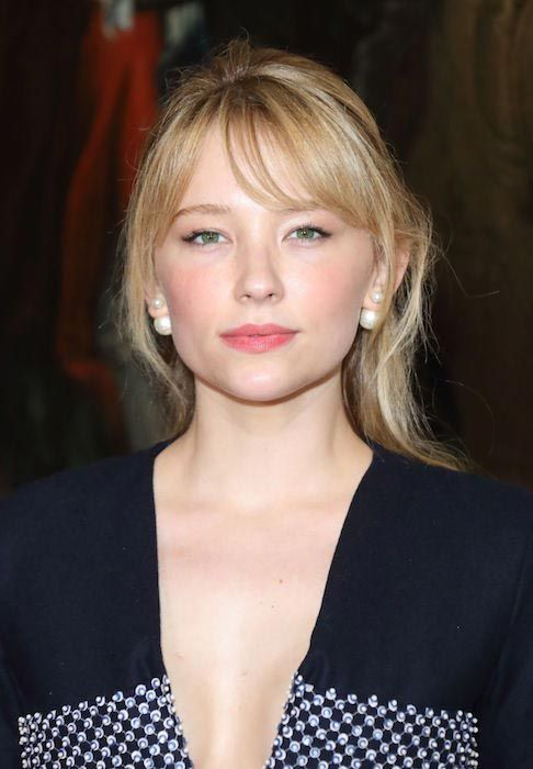 Haley Bennett at the Dior Cruise Collection 2017 Launch...