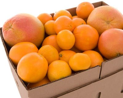 Mixed Citrus Box, 26 pcs