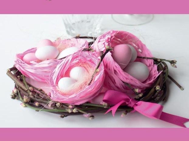 A Pasqua il centrotavola diventa nature http://www.arturotv.tv/pasqua/pasqua-centrotavola-nature-primavera
