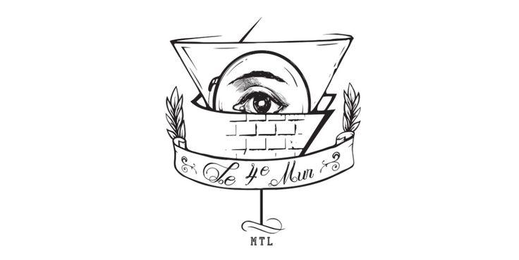 Bar speakeasy de Montréal | For real cocktails amateurs. Visitez le4emur.com pour devenir membre