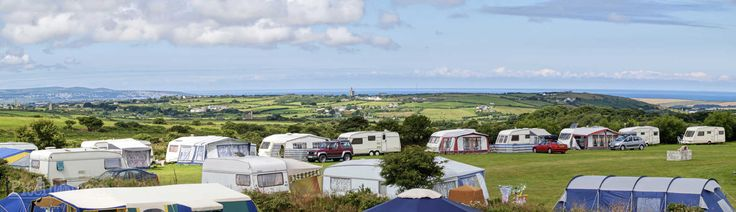 Lanyon Holiday Park, Redruth, Cornwall - Pitchup.com