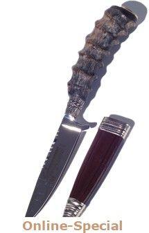 Trachtenmesser Griff Horn M206