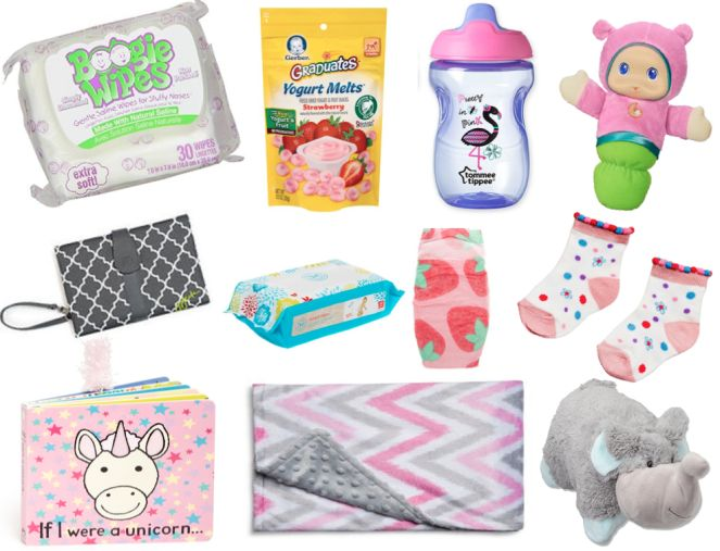 10 Essentials For A Painless Flight With Baby | Flying ...