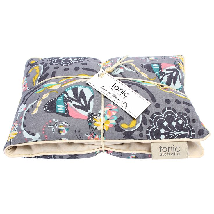Butterfly Heat Pillow #scented #lavender