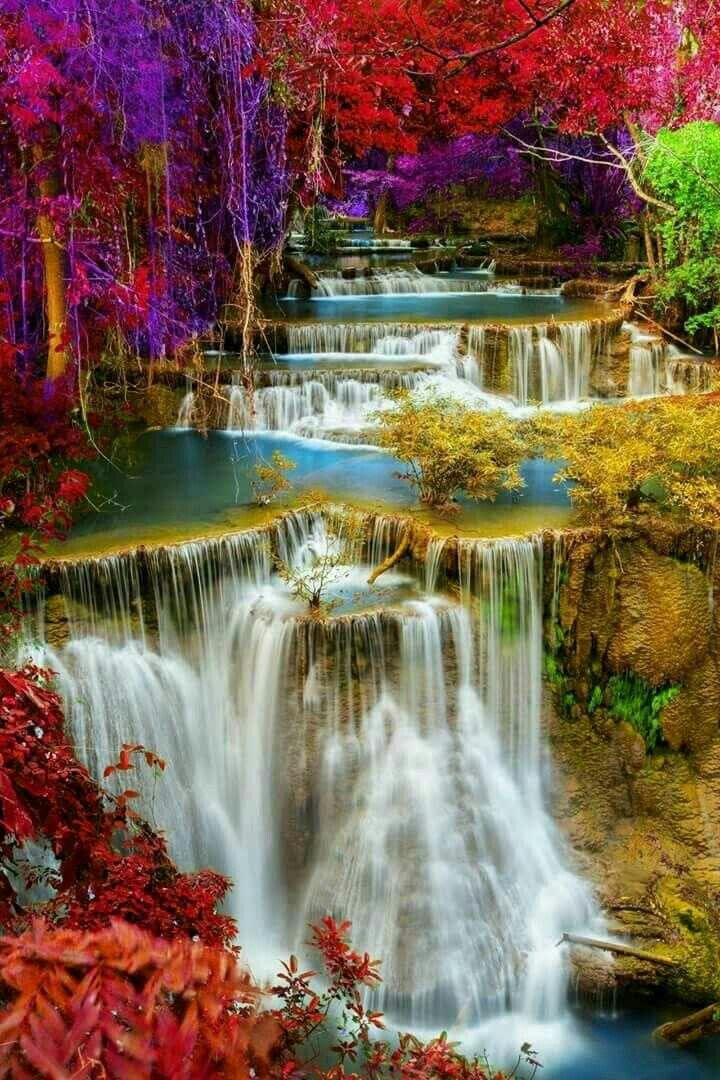 Pin By Riyaz Safi On Profile Pics Waterfall Beautiful Nature Wallpaper Beautiful Nature
