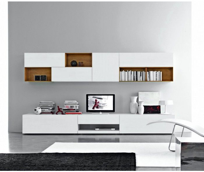 13 best wall units images on pinterest tv walls wall for Wohnwand 4 meter