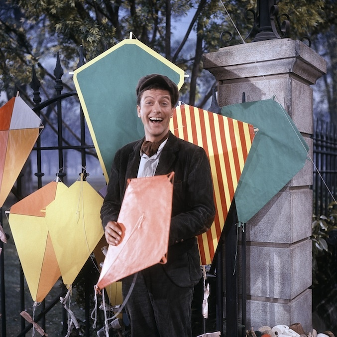 Oh, it's a Jolly Holiday with you, Bert...