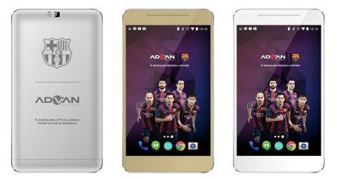 Gambar Tablet Advan Barca Tab 7