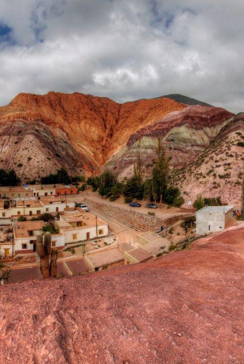 Purmamarca | Jujuy | Argentina - Mariusz Kluzniak