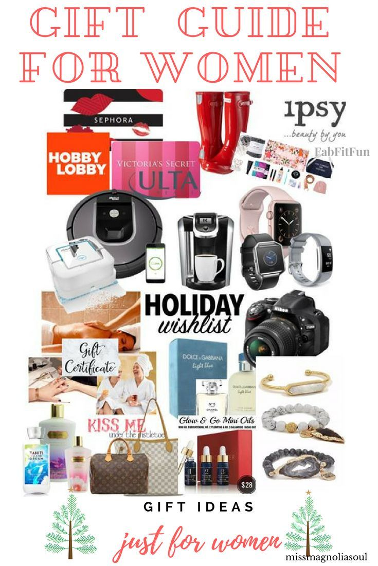 Gift Ideas For Women Christmas Shopping Gift Guide To Get Your Wife Girlfriend Mother Or Frie Girlfriend Gifts Christmas Gifts For Wife Top Christmas Gifts