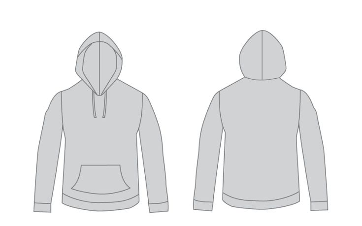 Free hoodie template from judah creative a graphic design